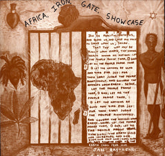 PRINCE HAMMER.ECHO MOINOTT.TRINITY.LEE VAN CLIFF.ENOS MCLOUD . GEROGE NOOKS. [Africa Iron Gate Show Case]