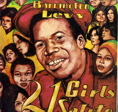 BARRINGTON LEVY [21 Girls Salute]