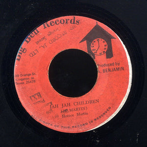 HORACE MARTIN [Jah Jah Children]