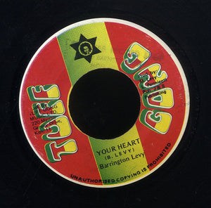 BARRINGTON LEVY [Your Heart (Open Book)]