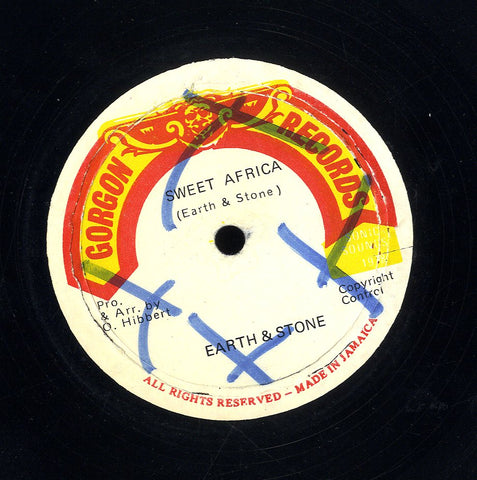 EARTH & STONE [Sweet Africa /Dance With Me]