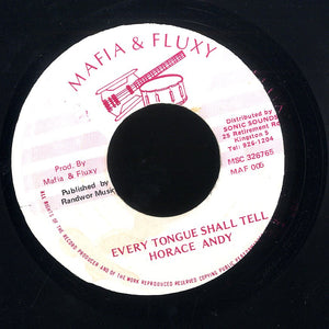 HORACE ANDY  [Every Tongue Shall Tell]