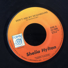 SHEILA HYLTON [Don't Ask My Neighbours]