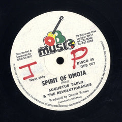 AUGUSTUS PABLO / THE TAMLINS [Spirit Of Umoja / Still Water]