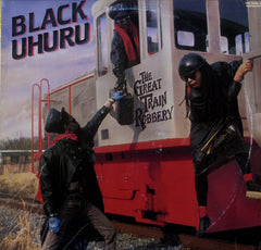 BLACK UHURU [Great Train Robbery]