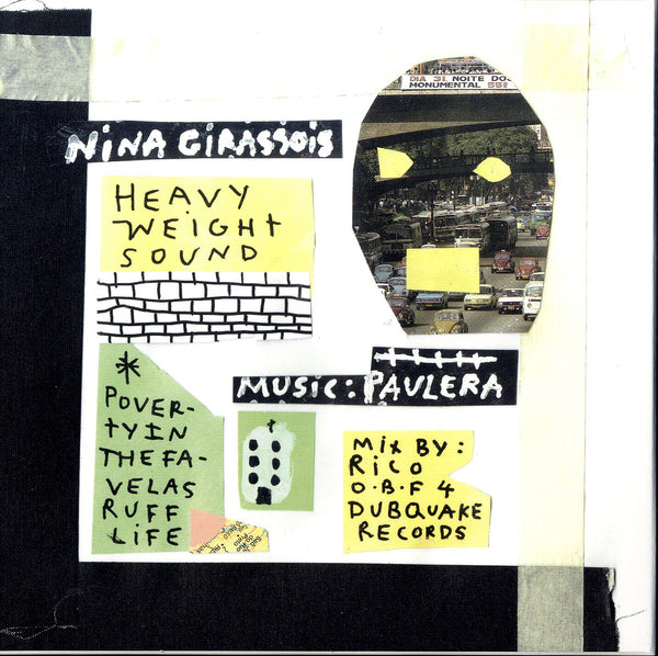 NINA GIRASSÓIS [Heavyweight Sound / The City]