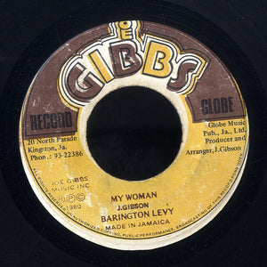 BARRINGTON LEVY [My Woman]