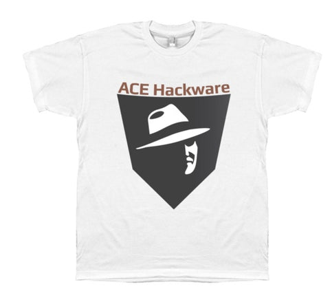 ACE hackware t-shirt