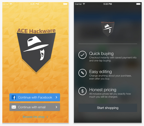 ace hackware free ios app