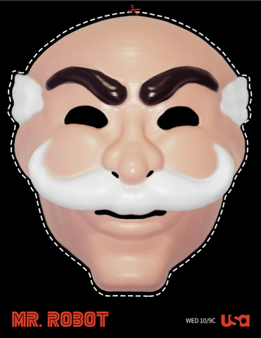 fsociety mask from mr. robot