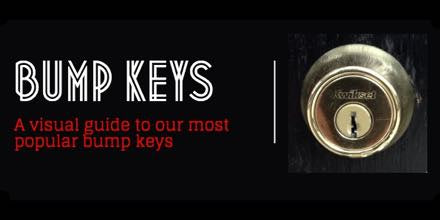 a visual guide to bump keys