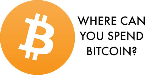where can you spend bitcoin?