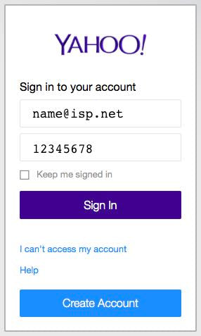 example of a terrible password