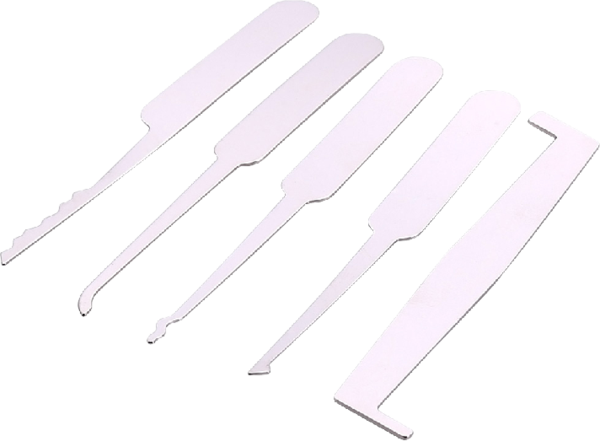 Credit Card Lock Pick Set