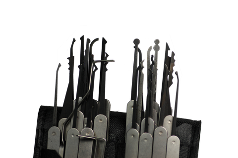 28 Piece Lock Pick Set