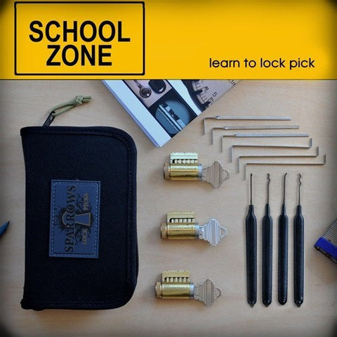 Lockpicking Night School