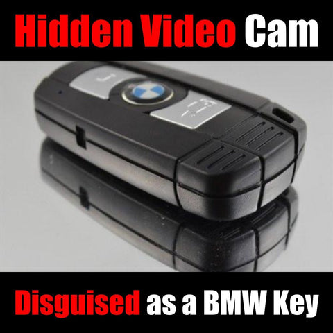 BMW Car Key Fob Digital Video Recorder