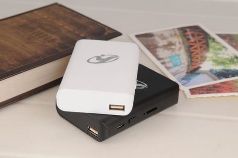 Power Bank with Hidden Camera and WiFi