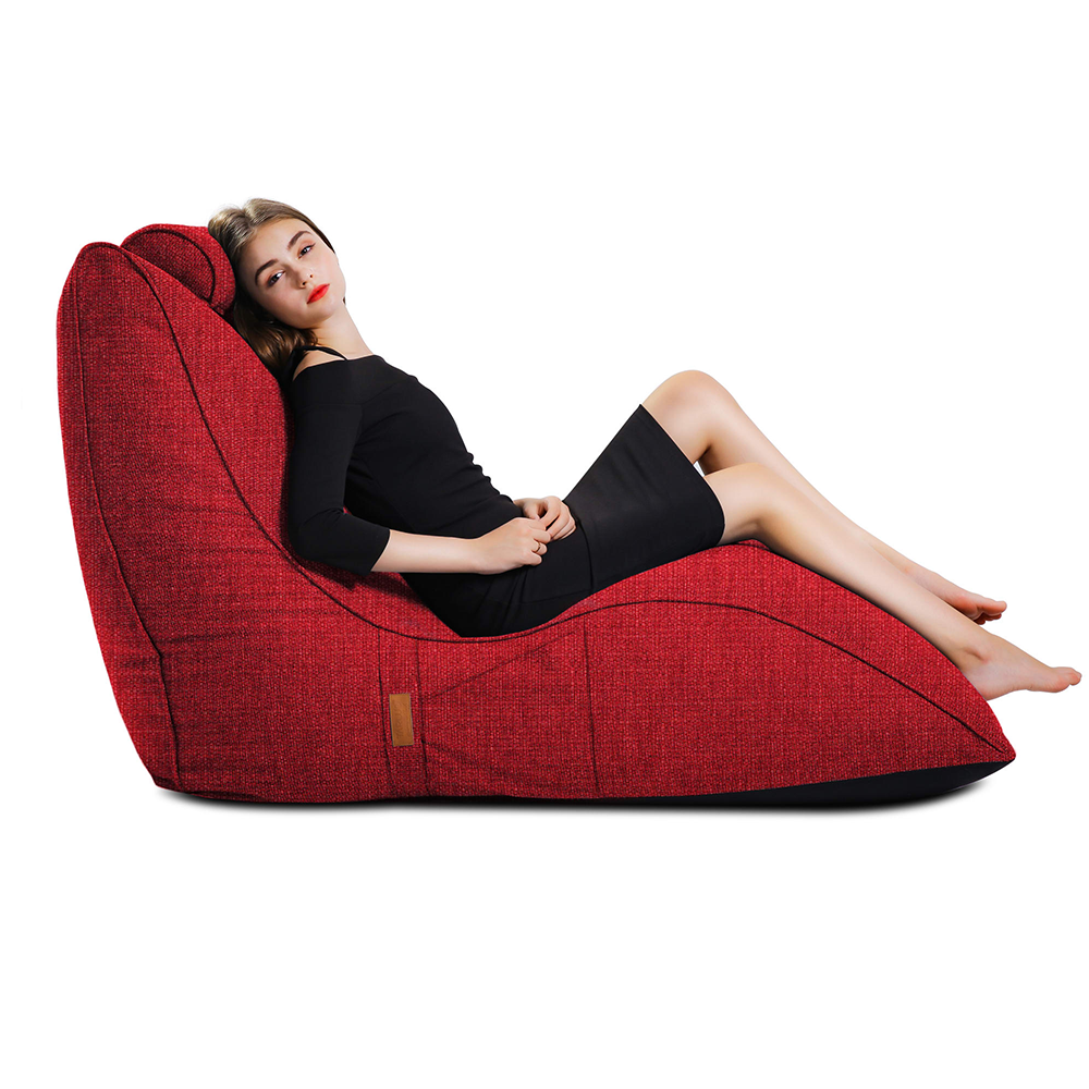 Flamingo - indoor beanbag chair