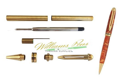 Gold Premium Designer Pen Kits