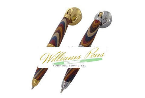 Gold Refrigerator Pen Kit - Williams Pens & Turning Supplies.