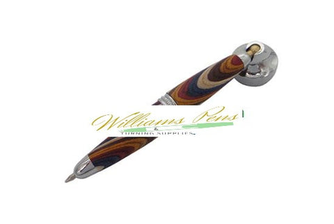 Chrome Refrigerator Pen Kit - Williams Pens & Turning Supplies.