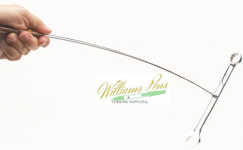 Chrome Pickup Pen Kit - Williams Pens & Turning Supplies.