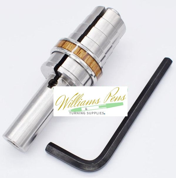 Ring Mandrel Expanding (Stainless Steel) Sizes 9-14 - Williams Pens & Turning Supplies.