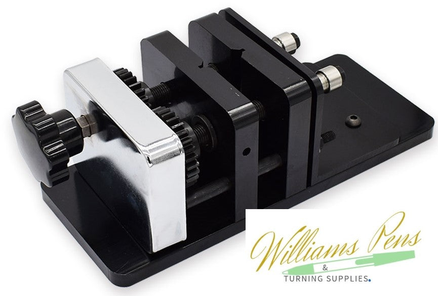 Pen Drilling Vise for Pen Blanks - Williams Pens & Turning Supplies.