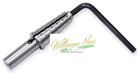 Ring Mandrel Expanding (Stainless Steel) Sizes 3-8 - Williams Pens & Turning Supplies.