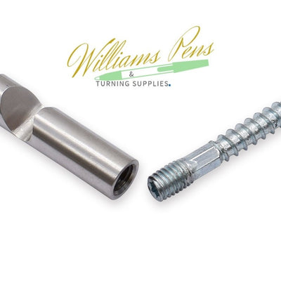 Stainless Steel Pillar Bottle Opener Kits - Williams Pens & Turning Supplies.