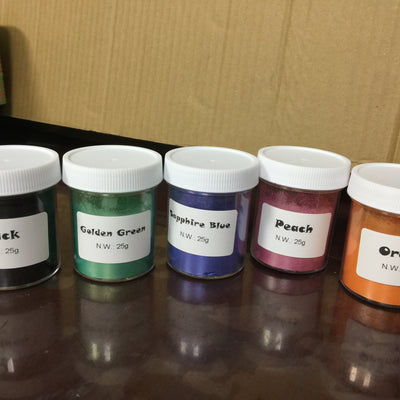 Mica Pigment 54# Liac - Williams Pens & Turning Supplies.