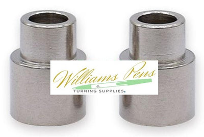 Bushings for Secret Compartment Toothpick Key Ring Kits - Williams Pens & Turning Supplies.