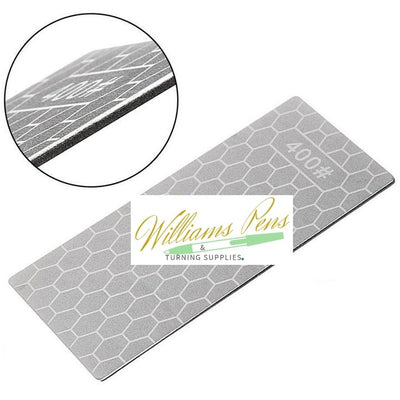 Diamond Sharpening Stone (400#,single side)