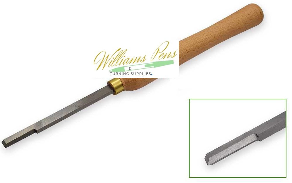 Ring Turning Scraper Chisel for Ring Core - Williams Pens & Turning Supplies.