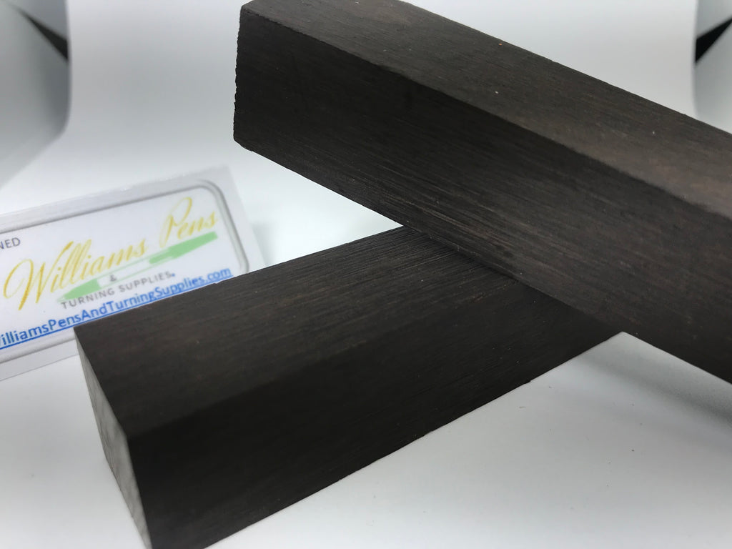 African Blackwood Pen Blank - Williams Pens & Turning Supplies.
