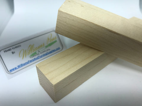 Maplewood Timber Pen Blank - Williams Pens & Turning Supplies.