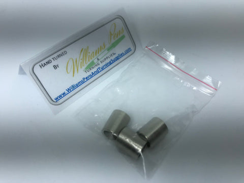 Pen Bushings for Slimline Pen, Fancy Pen & Pencil/Christmas tree - Williams Pens & Turning Supplies.