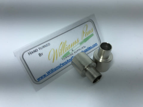 Pen Bushings for Bullet Click Pen Kits - Williams Pens & Turning Supplies.