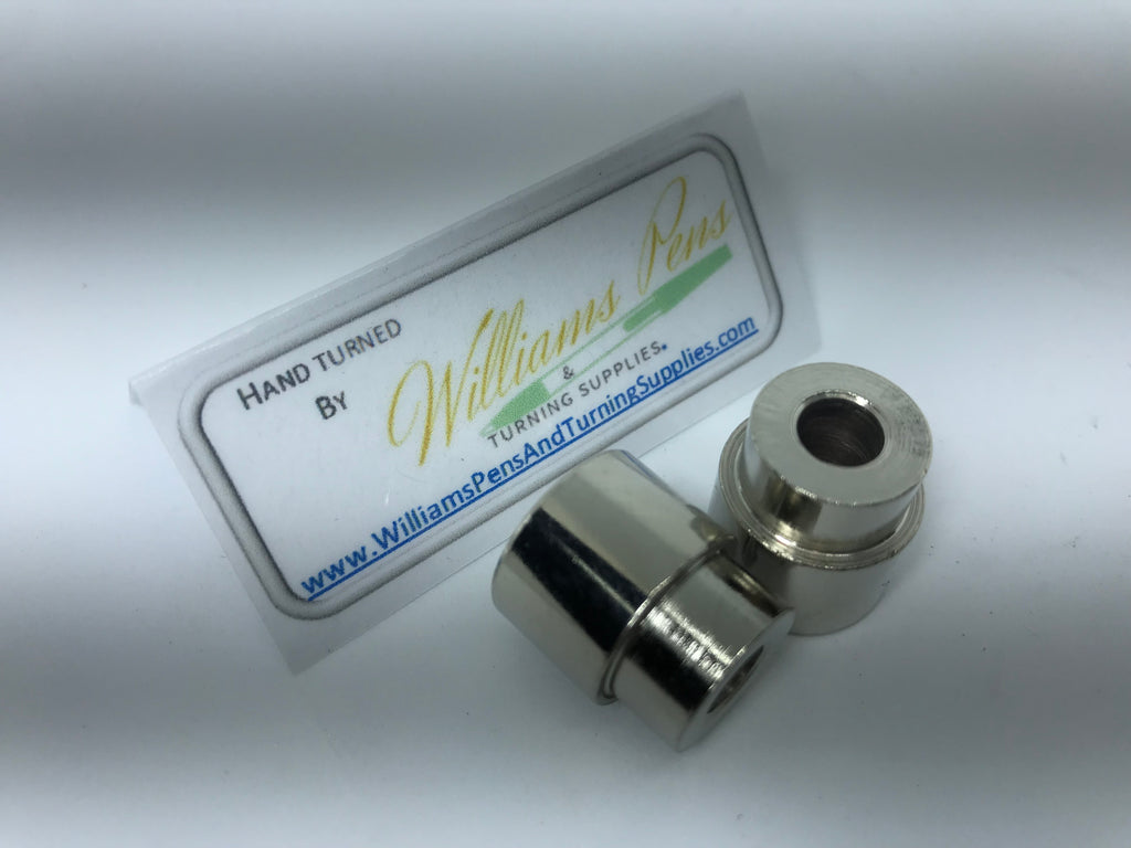 Bushings for Secret Compartment Pill Box Key Chain Kits - Williams Pens & Turning Supplies.