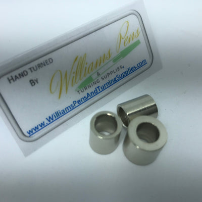 Pen Bushings for Streamline Pen Kits - Williams Pens & Turning Supplies.