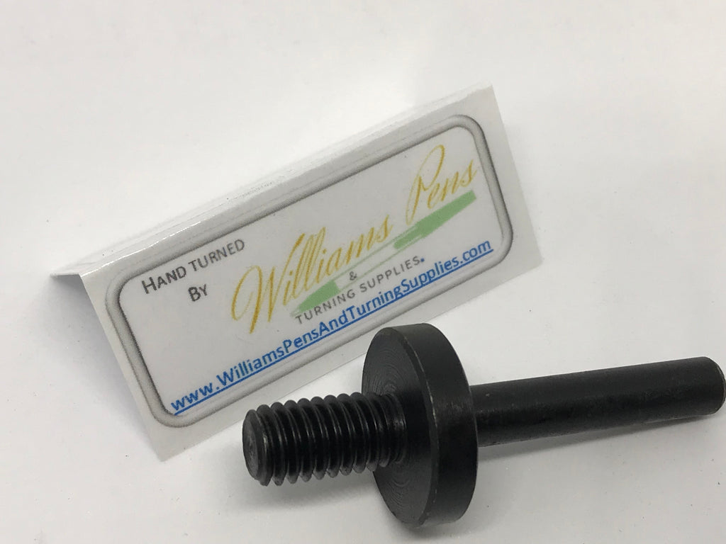 Bottle stopper mandrel - Williams Pens & Turning Supplies.