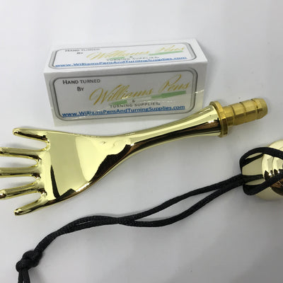 Gold Back Scratcher Kits - Williams Pens & Turning Supplies.