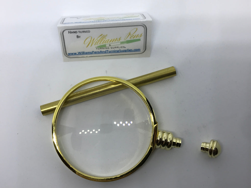 Gold Magnifier Kits - Williams Pens & Turning Supplies.