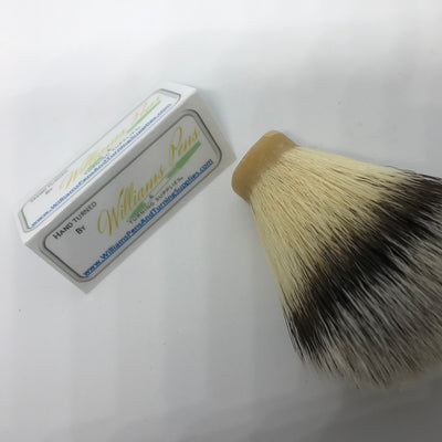 Nylon Hair Knot for Shaving Brush Kit - Williams Pens & Turning Supplies.