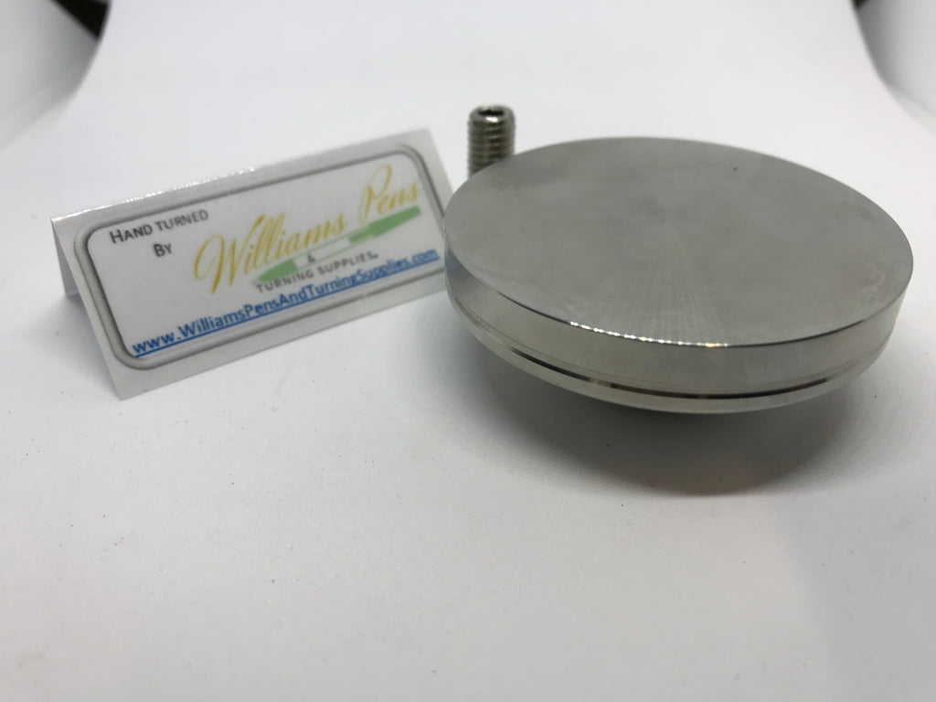 Coffee Tamper 58mm Stainless Steel Kits - Williams Pens & Turning Supplies.