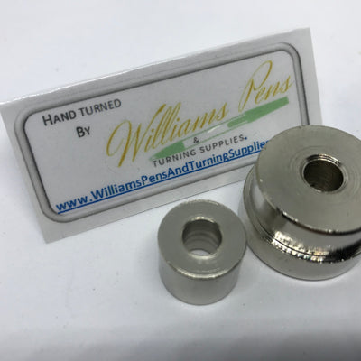 Bushings for Shaving Brush Kits - Williams Pens & Turning Supplies.