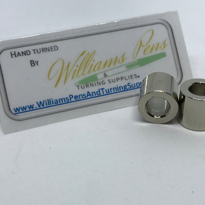 Bushings for Safety Razor Kits - Williams Pens & Turning Supplies.