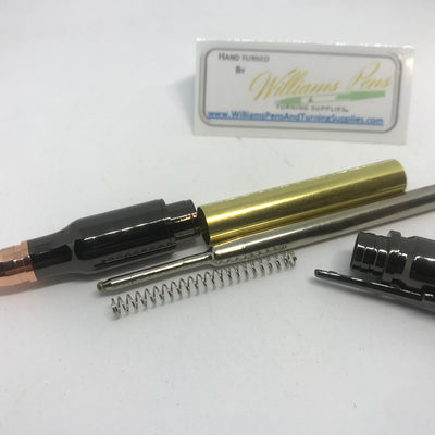Gun Metal Rifle Bolt Pen Kits - Williams Pens & Turning Supplies.