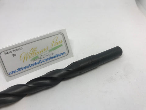 25/64 Inch Reduced Shank Drill Bit for Bullet Click Pen - Williams Pens & Turning Supplies.